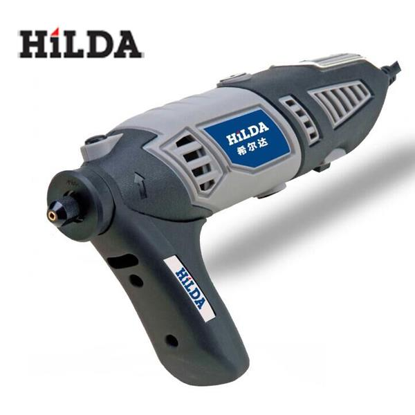 HILDA 220V 170W Variable Rotary Tool Electric Mini Drill with Flexible