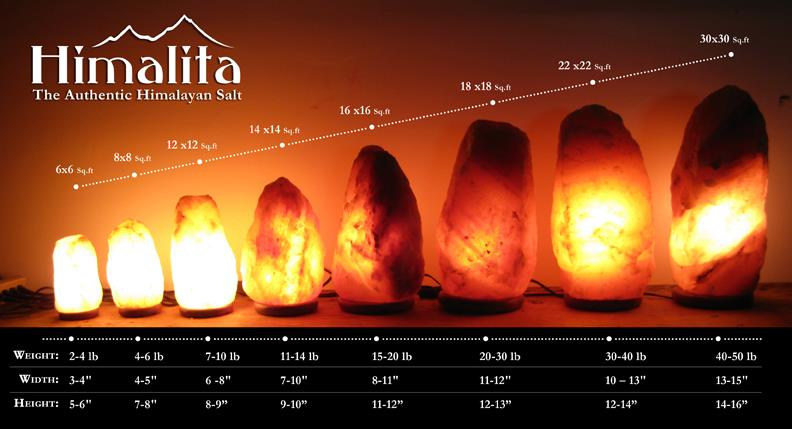 Himalaya crystal natural salt lamp 3.5 kgs, delivered within 3 days