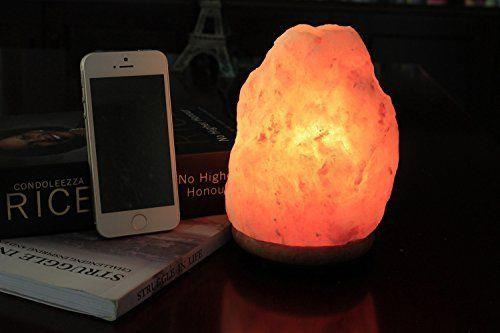 Himalaya Crystal Natural Salt Lamp (end 11/22/2017 9:15 AM)