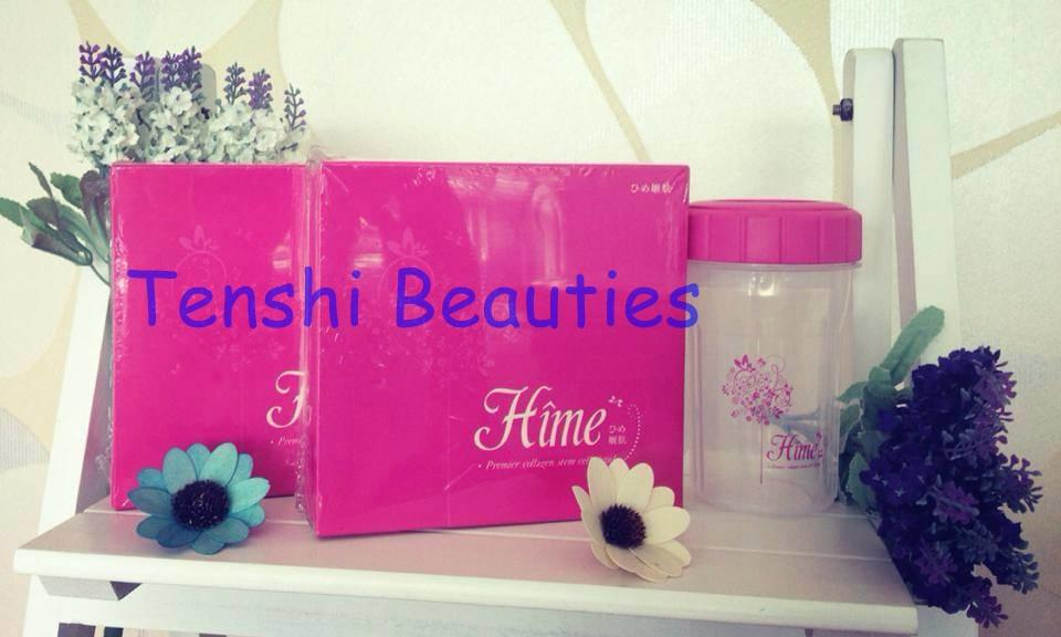 Hime Premier Stem Cell Collagen 1box 30packs (FREE SHIPPING)