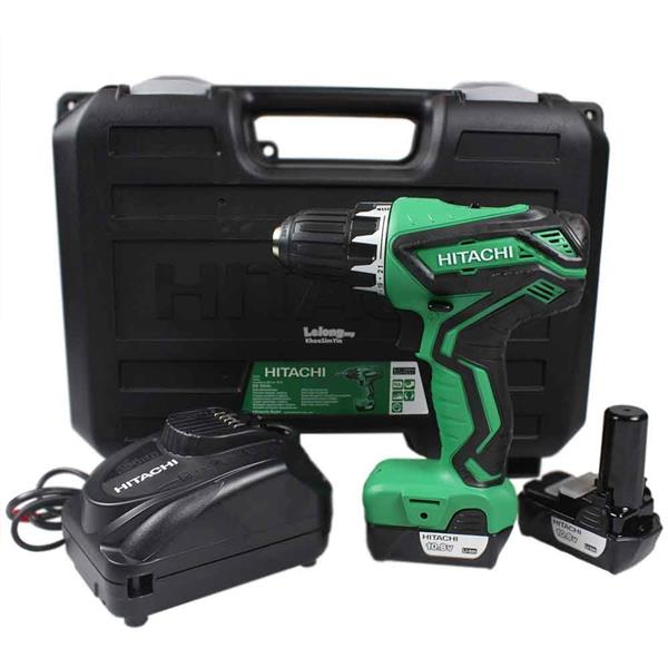 Hitachi DS10DAL 10.8V li-on Cordless Driver Drill Read more at http://