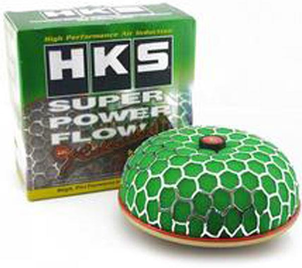 "HKS Super Power Flow Reloaded 3"" Open Pod Air Filter Taiwan Version"