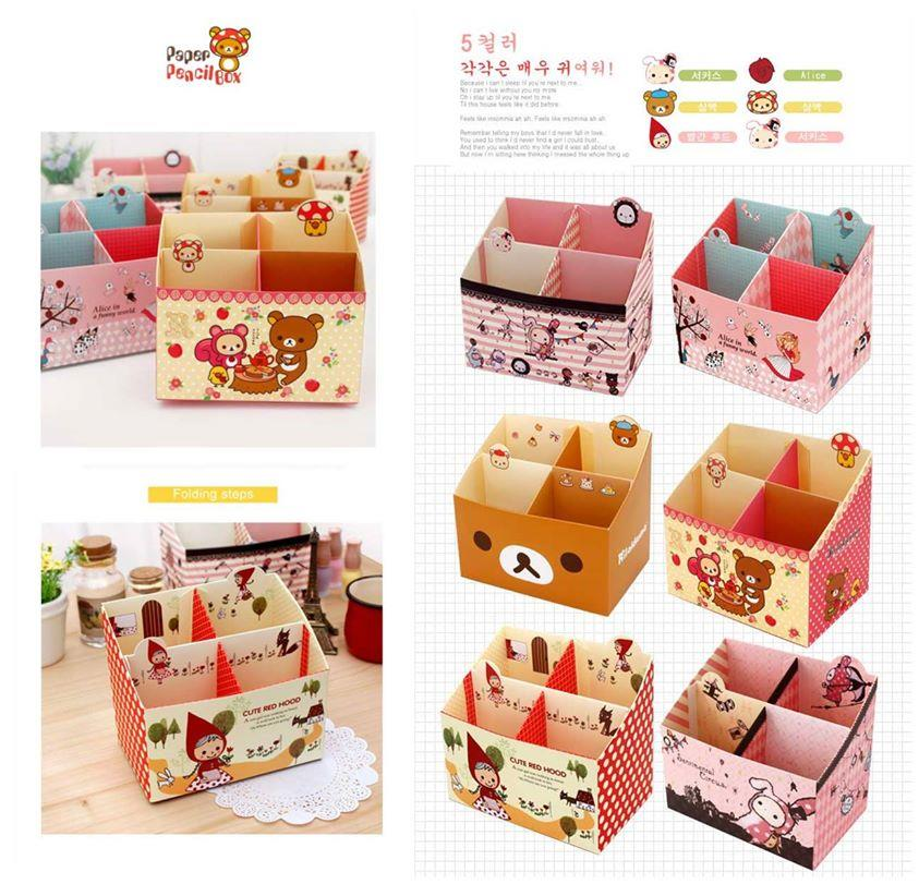 HM0310 CARTOON COMPARTMENT BOX