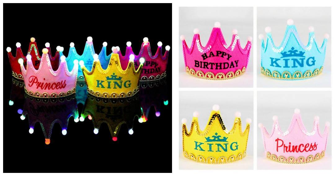 HM0761 LED BIRTHDAY PARTY HAT
