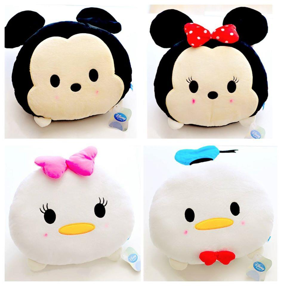 HM0806 ICONIC TSUM TSUM CARTOON CUSHION