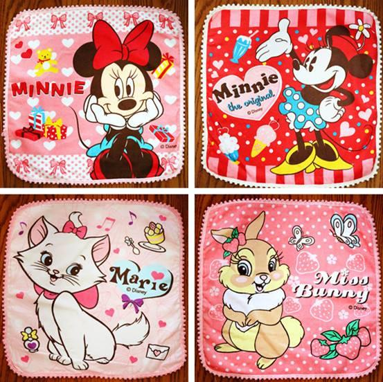 HM0851 ICONIC CARTOON HANDKERCHIEF