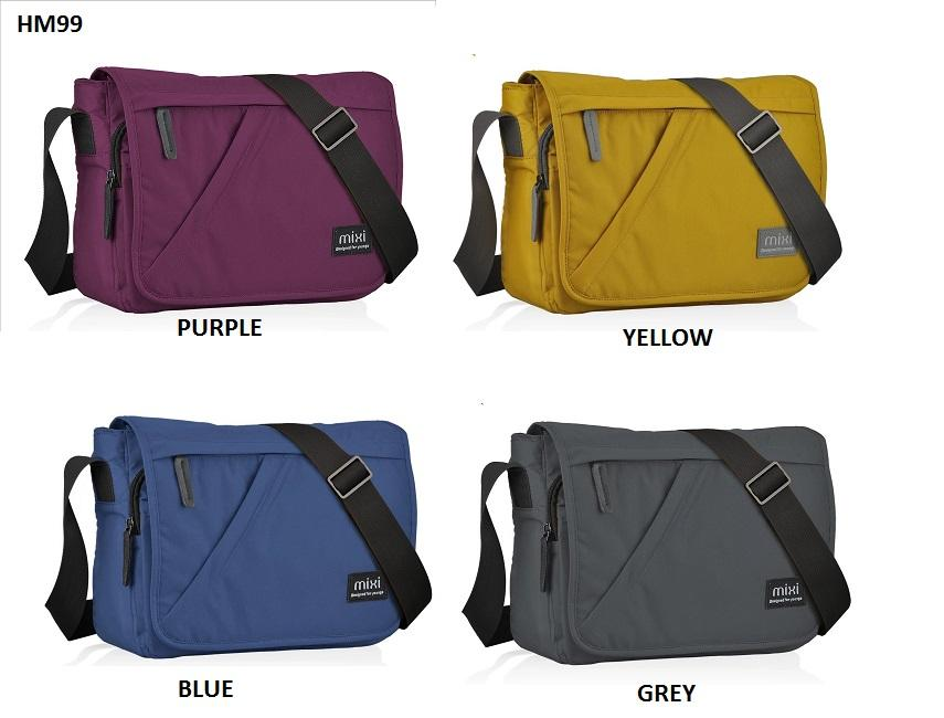 Sling Shoulder Laptop Bag – Shoulder Travel Bag