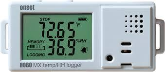 HOBO Bluetooth Low Energy Temp / RH Data Logger MX1101