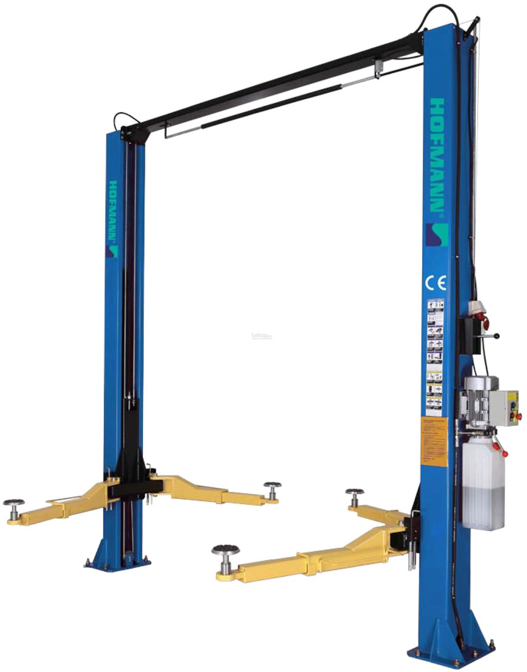 HOFMANN, 3.5ton 2-Post Lift, Car Lifts, Vehicle Hoist,Garage,Workshop