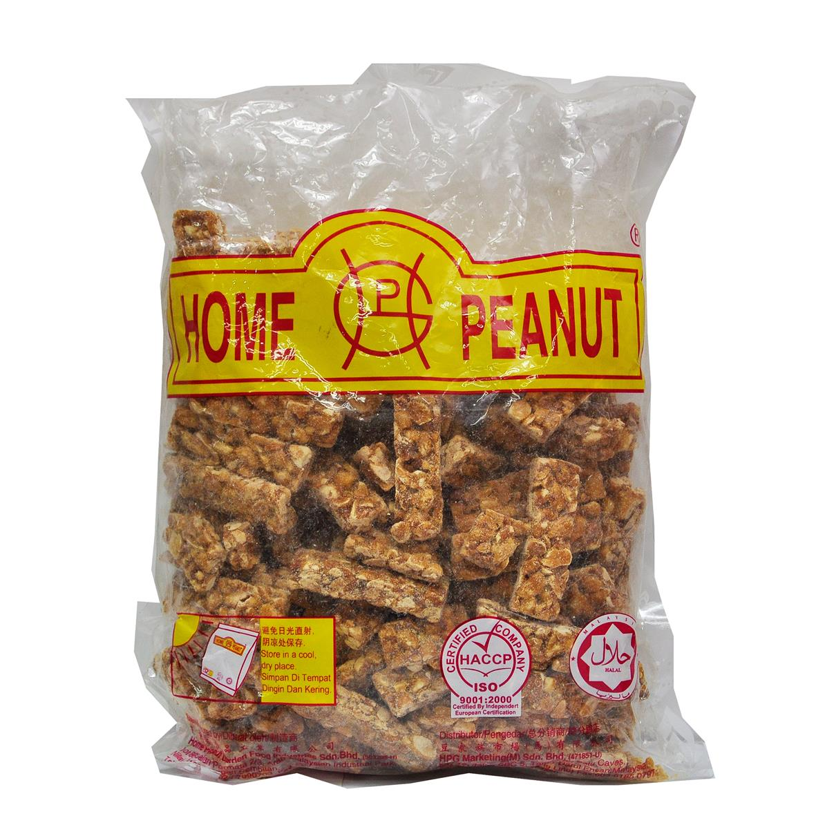 Home Peanut Garden Peanut Candy Block Bar 700g