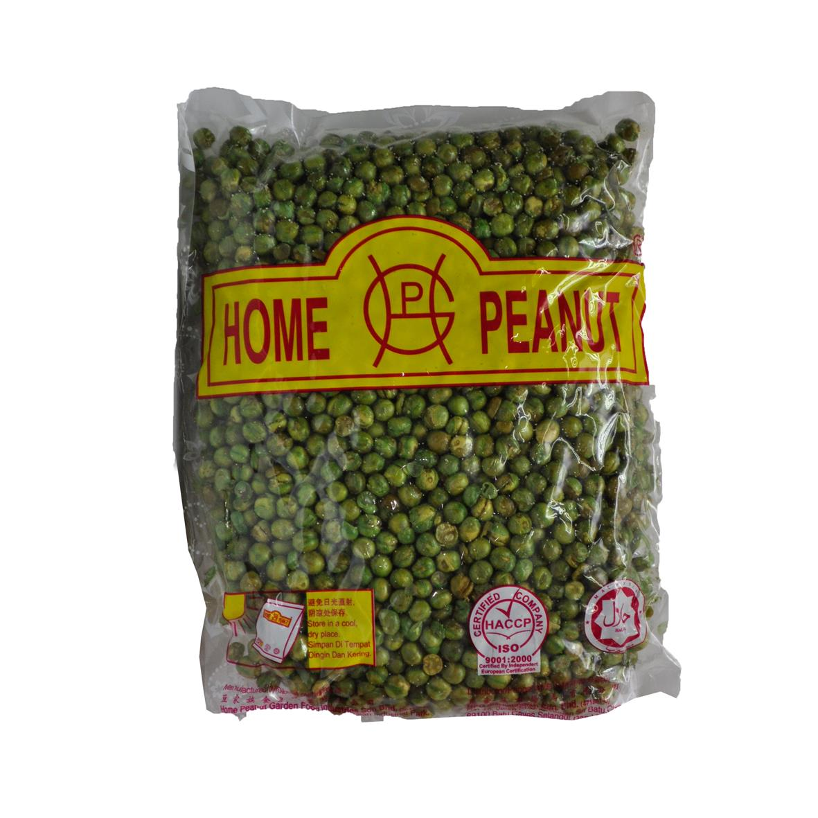 Home Peanut Garden Salted Green Pea 700g