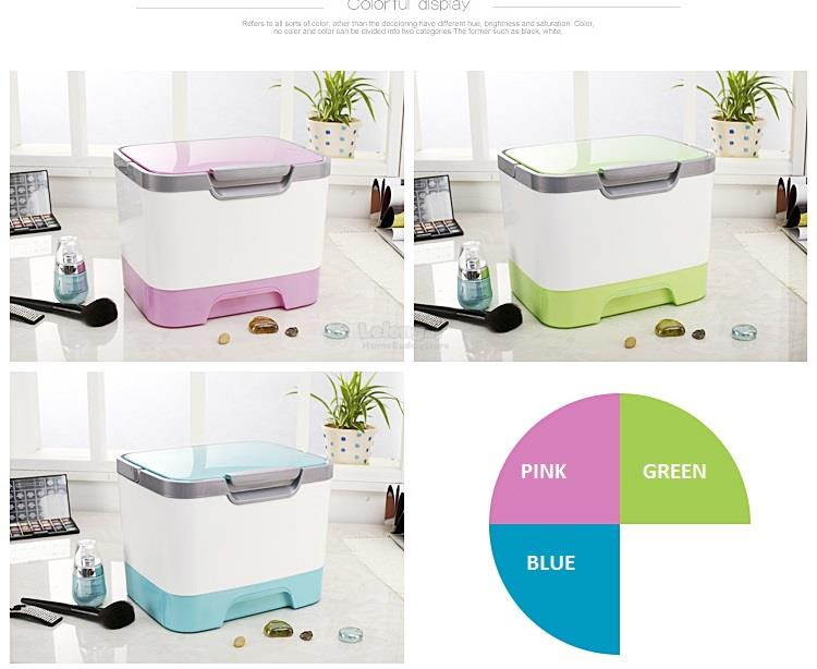 HomeBuddy Portable Cosmetic Box