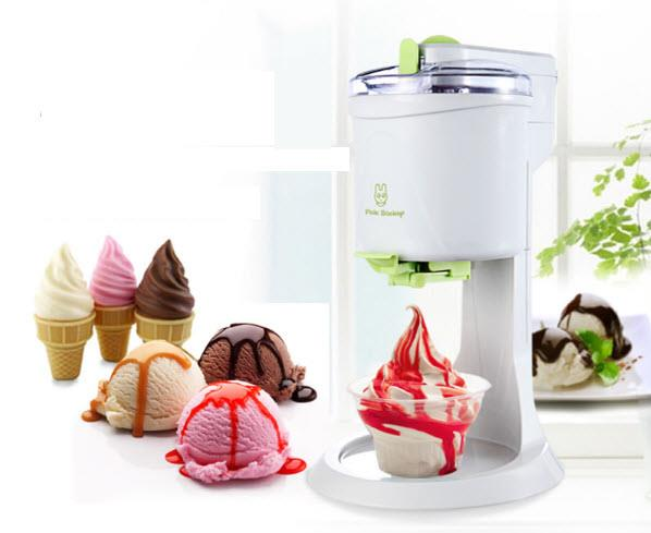Homemade Automatic Ice Cream Maker Fr (end 3/9/2018 3:15 PM)