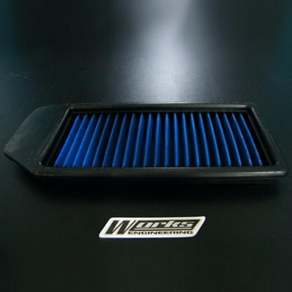 HONDA ACCORD 2.0/ 2.4 2003 - 2007 WORKS ENGINEERING Drop In Air Filter