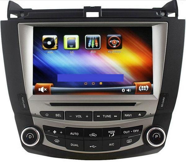 HONDA ACCORD 2.4/ 3.0 2003-07 8' Full HD Double Din GPS DVD MP3 Player
