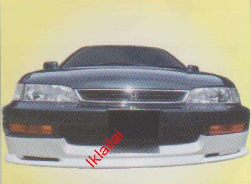 HONDA ACCORD '96-98 FRONT SKIRT Fiber