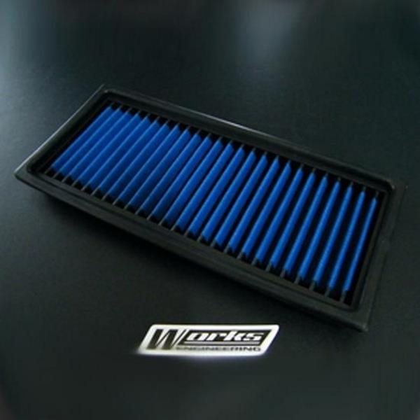 HONDA ACCORD CL7 3.0 V6 2003-2007 WORKS ENGINEERING Drop In Air Filter