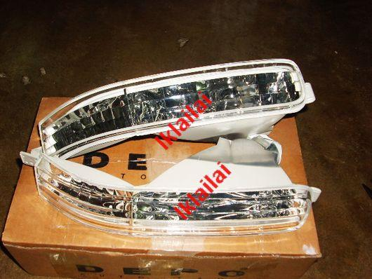 Honda Accord SM4 92 Front Bumper Signal Lamp White