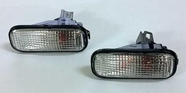 Honda Accord SM4 Fender Signal Lamp White