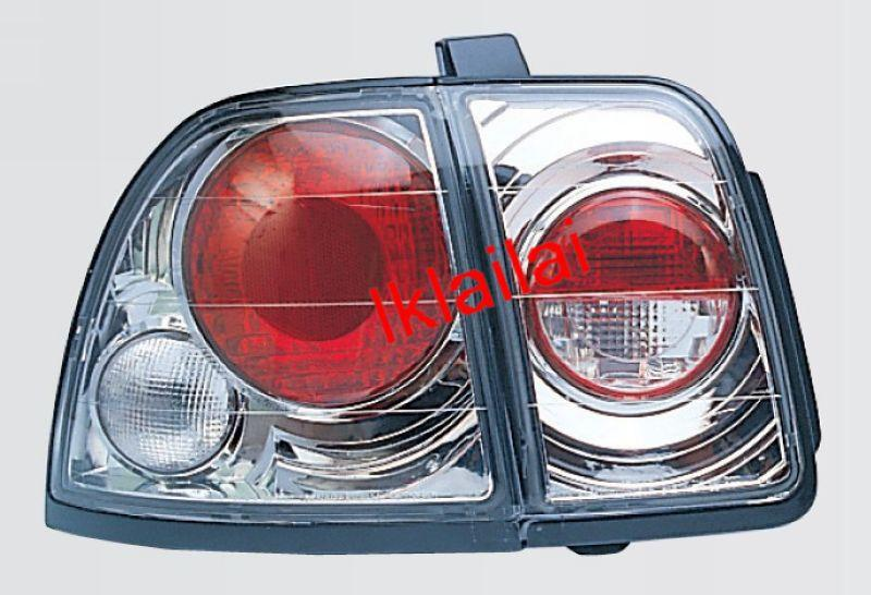 Honda Accord SV4 '96-98 Round Type Tail Lamp [Clear Housing]