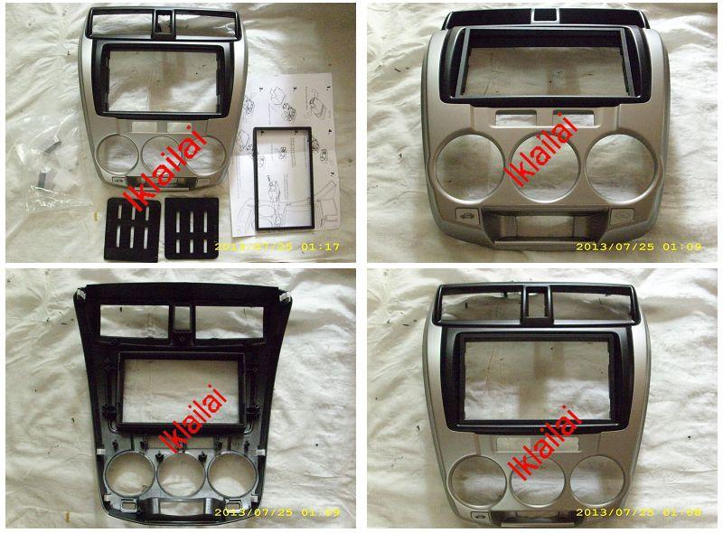 Honda City '09 Double Din Casing/Dashboard Panel Casing [Taiwan]