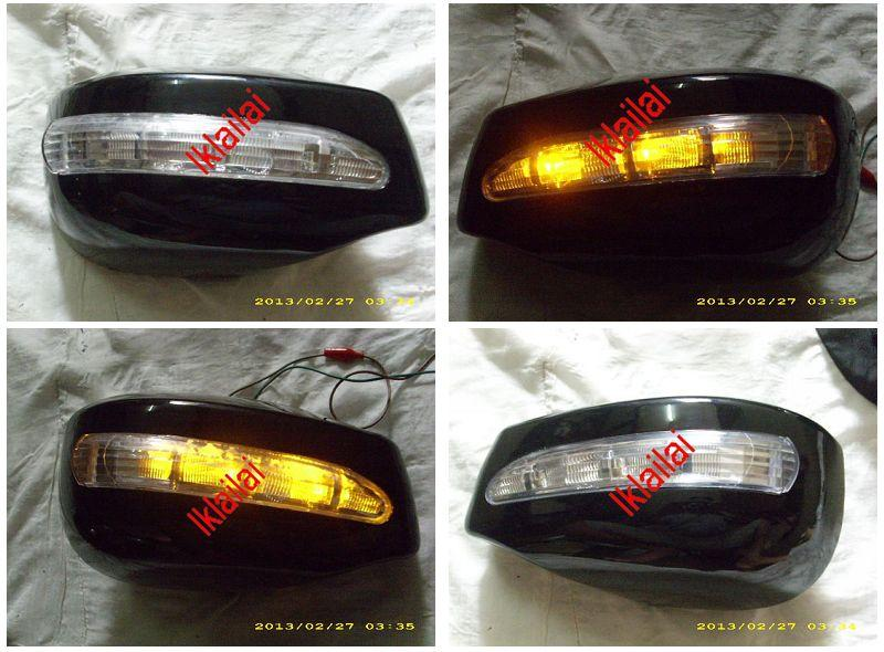 Honda CITY '09 LED Signal Side Mirror Cover