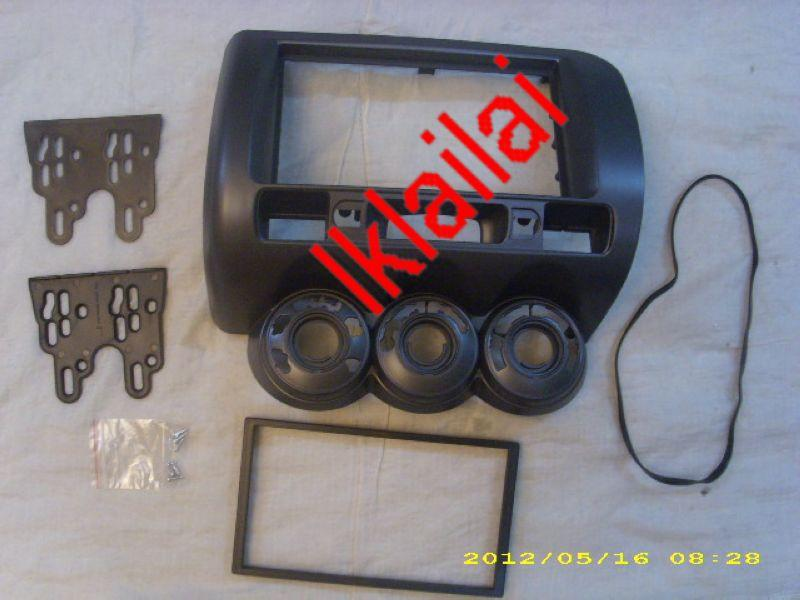 Honda City / Jazz / Fit '05 Double Din Casing / Dashboard Panel Casing