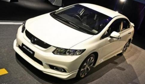 Honda Civic 2012 Modulo Full