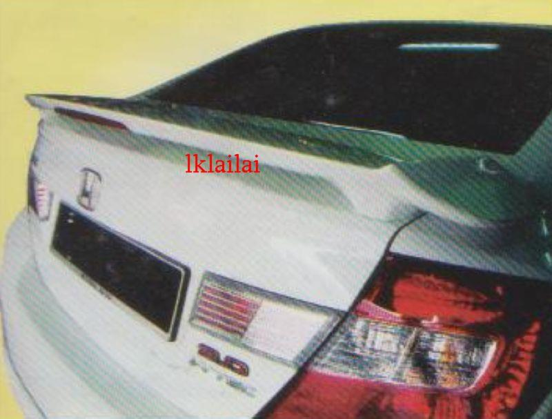 HONDA Civic 2012 Modulo LED Spoiler [ABS]
