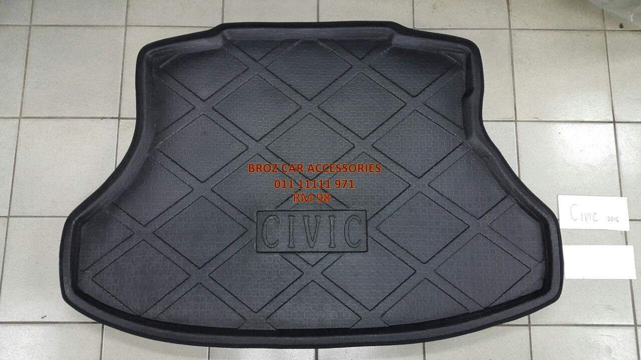 HONDA CIVIC 2016 LUGGAGE / BOOT / TRUNK / CARGO TRAY EVA
