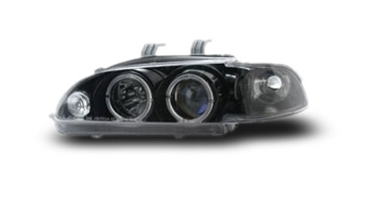 Honda Civic EG 4 Door '92 - 95 EAGLE EYES Projector Headlamp [HL-015]