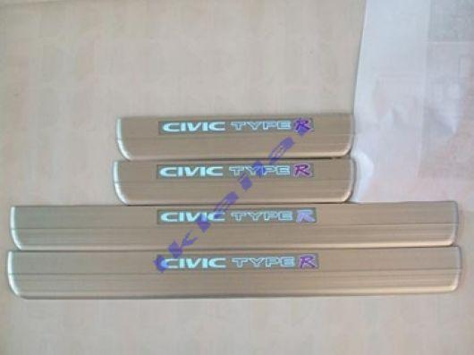 Honda Civic '92 Side/Door Sill Plate LED
