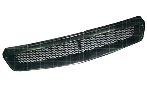Honda Civic EK 99 Front Grille Type R - ABS [HD12-FG04-U] (Perak, end