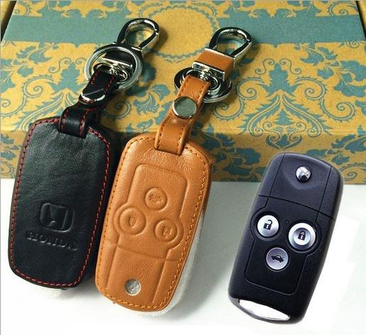 Honda Civic FB 1.8 Accord Gen8 Leather Remote Key Cover Case