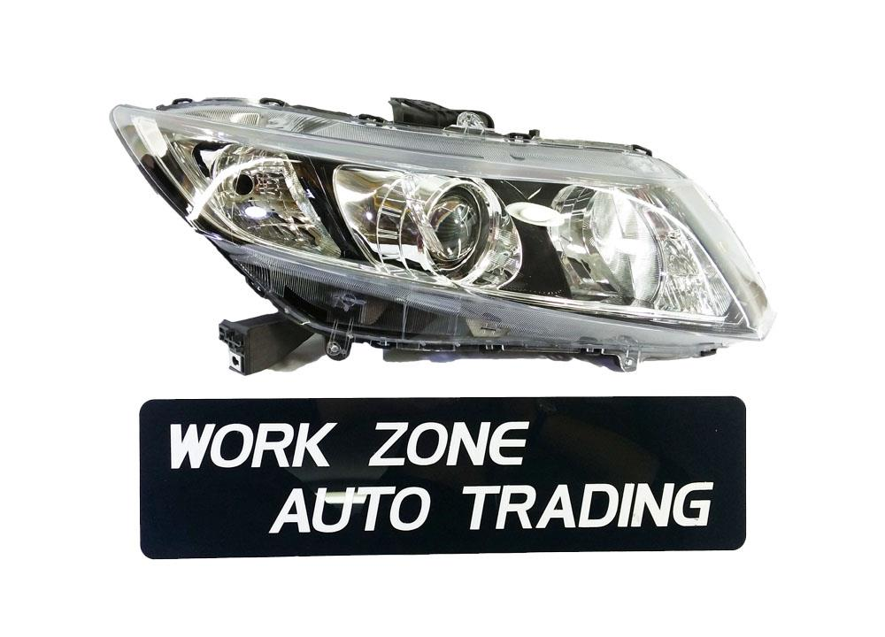 Honda Civic FB 1.8 SNL 2012 New Head Lamp