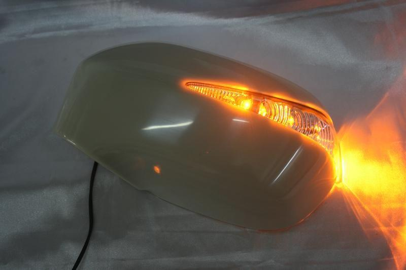Honda Civic FD 06 Side Mirror Cover with LED Signal