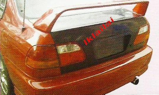 Honda Civic  S04/EK/S21 '99 Rear Bonnet [HD12-BP04-U]