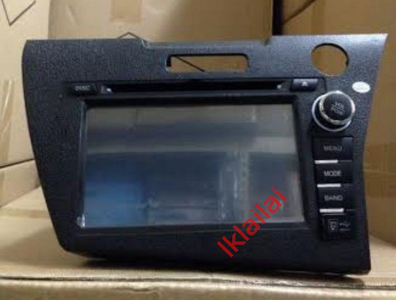 HONDA CR-Z OEM 7 inch DVD Player Full HD Touch Screen USB Bluetooth
