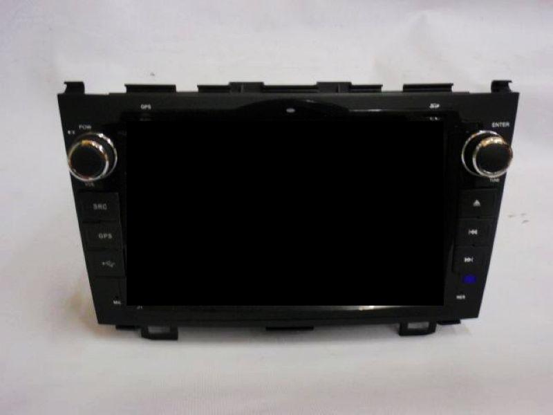 "Honda CRV '07-12 DVD Player 8"" With GPS FULL HD Screen"