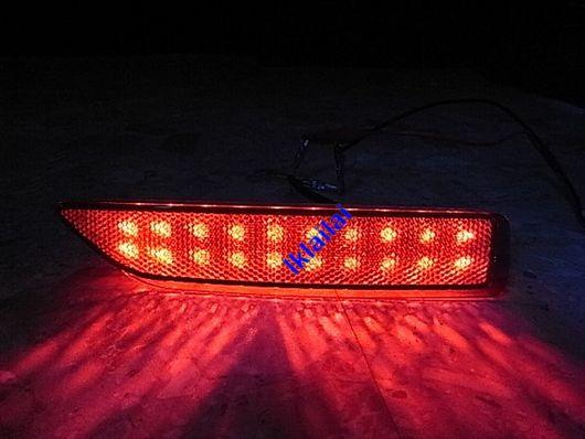 HONDA CRV 07 LED REFLECTOR REAR BUMPER LAMP [ETC-175]