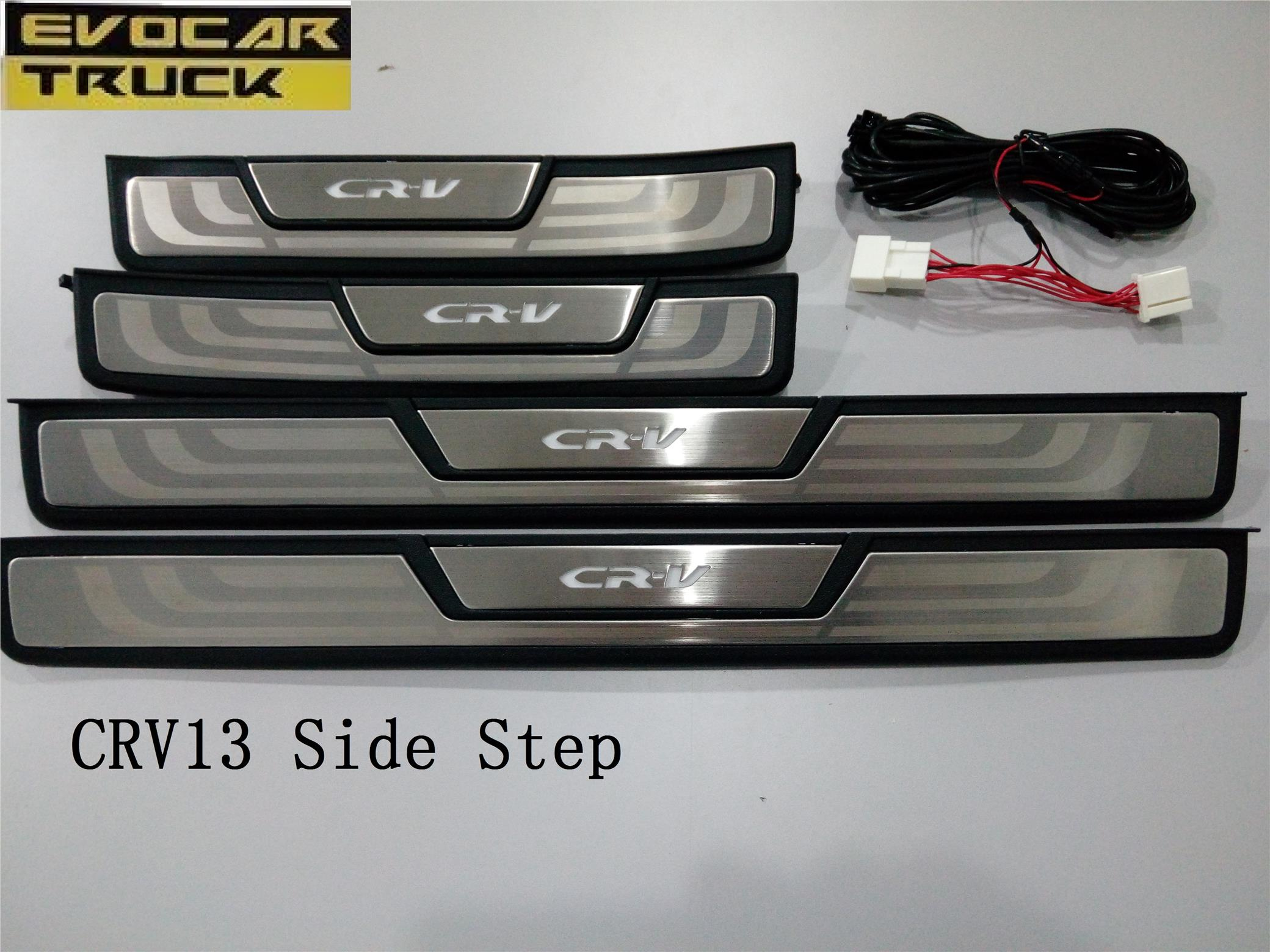 HONDA CRV LED SIDE STEP