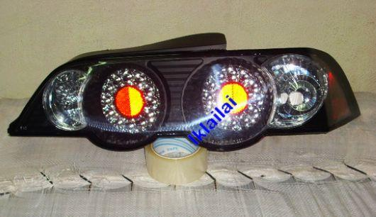 Honda Integra DC5 `02 Tail Lamp Crystal LED Black