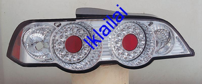 Honda Integra DC5 `02 Tail Lamp Crystal LED [CHROME]