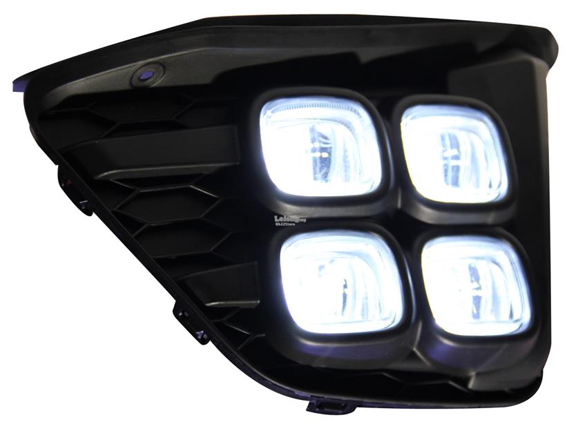 HONDA JAZZ 2014 Fog Lamp - 4 eyes- new design-LM20170104