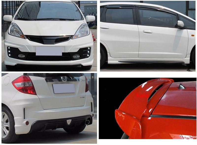Honda Jazz / Fit '08/'11 Mugen RS ABS Full Set Body Kit