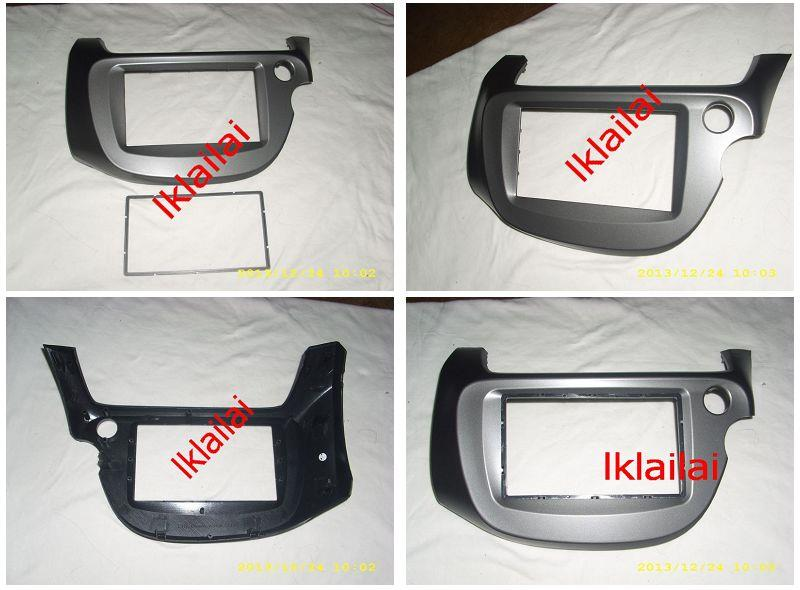 Honda Jazz / Fit '08 Double Din Casing / Dashboard Panel Casing