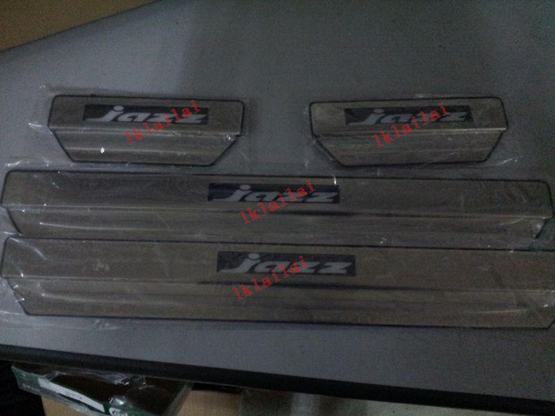Honda Jazz/ Fit `12 Door / Side Sill Plate LED Light [4pcs/set]