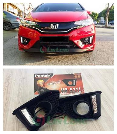 HONDA JAZZ GK OEM DAY LIGHT LED LAMP