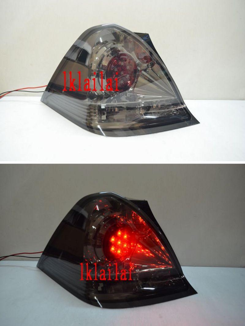 Honda Odyssey '04-06 RB1 Full Smoke LED Tail Lamp