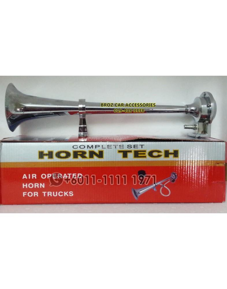HORN TECH Strong Voice-Security Warning